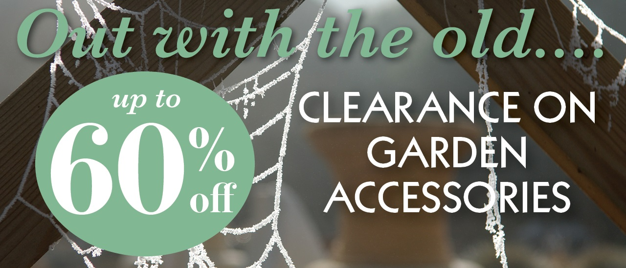 Home and Garden Accessories Clearance Sale - FORAS