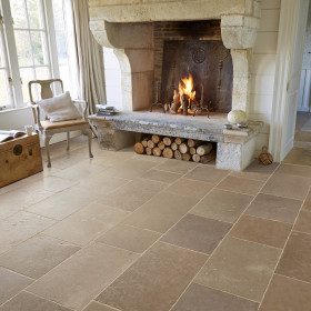 Glendale Antiqued Limestone