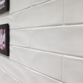 Hedren White Matt Italian Porcelain Tile