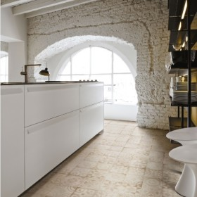 Mayflower Tiny Beige Porcelain Tile