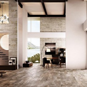 ROOM LOT: 4.5m2 Curacao Driftwood Italian Porcelain Tile