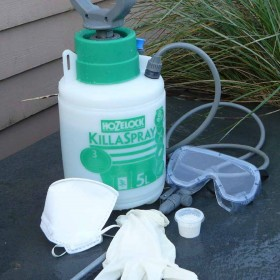 Natural Stone Chlorine Cleaning Kit