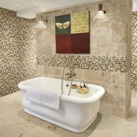 Nazzano Gold Mix Handmade Mosaic