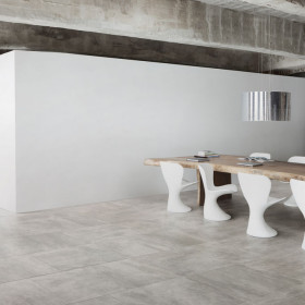 Rada Dove Grey Italian Porcelain Tile
