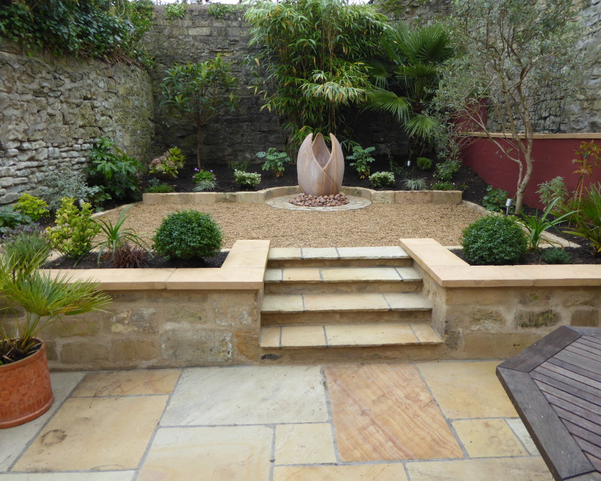 Fossil Earth F30 Natural Sandstone