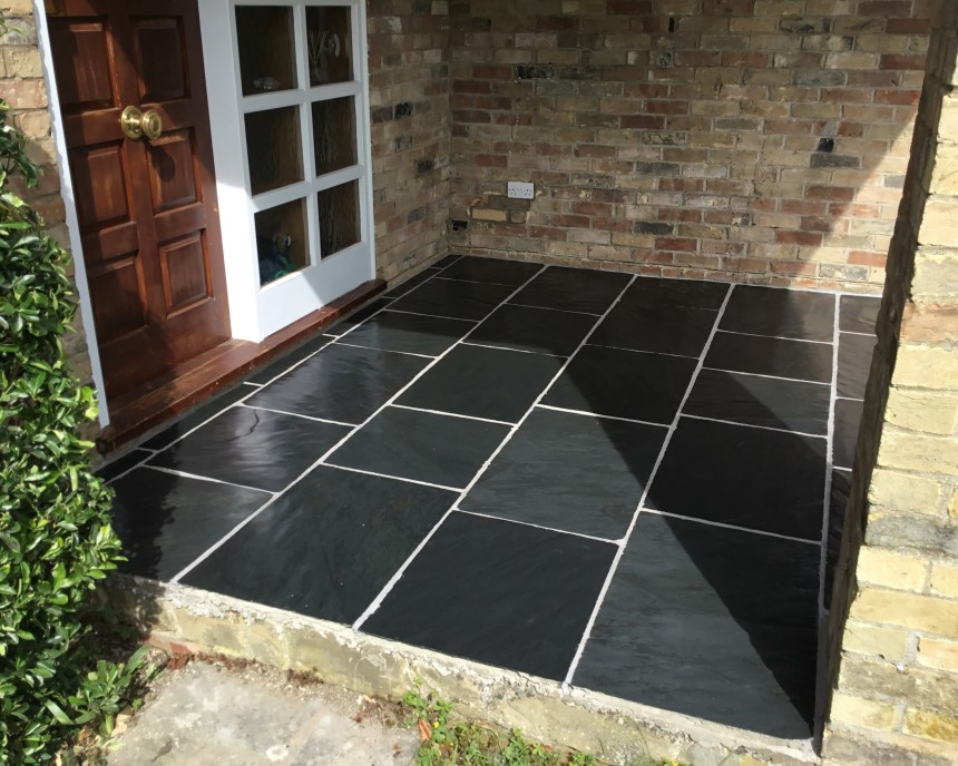 Customer Image Shepton Flagstones