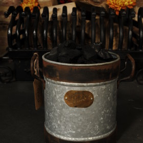 Oxborough Vintage Coal Scuttle