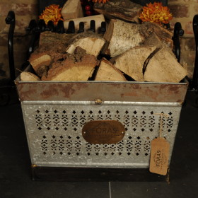 Thornham Vintage Log Basket