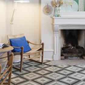 NEW Brighton Handmade Encaustic Tile