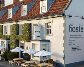 The Hoste Hotel and Restaurant