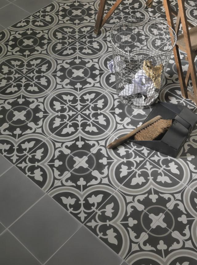Seville Handmade Encaustic Tile Foras Encaustic Tiles