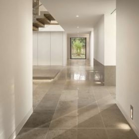 Jura Grey Honed Limestone