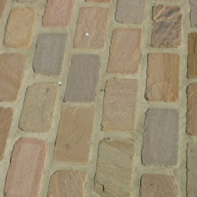 Moorland York F40 Weathered Sandstone Setts