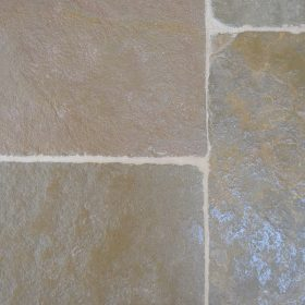 Conran Tumbled Half Honed and Brushed Limestone