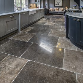 Tidal Grey Honed and Tumbled 15mm Limestone