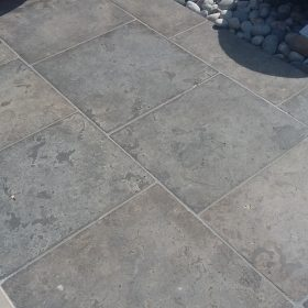 Tidal Grey Honed and Tumbled 30mm Limestone