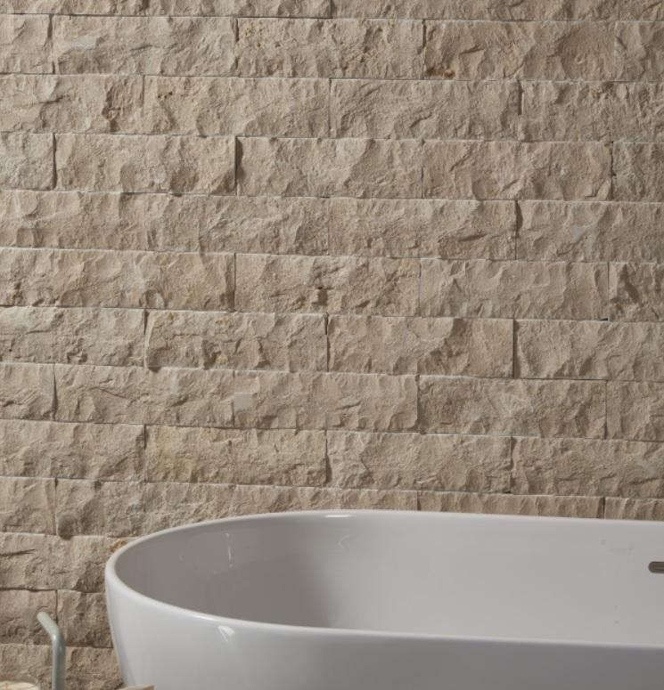 Hamlet Limestone Rock Face Brick Wall Cladding Foras