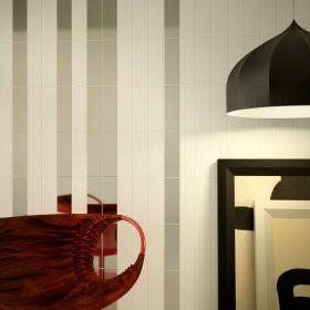 ROOM LOT: 16m2 Leo Coco Gloss Ceramic Tile