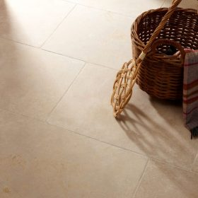 St Floret Beige Tumbled Limestone