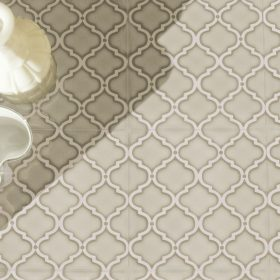 Arto Beige Decorative Porcelain Tile