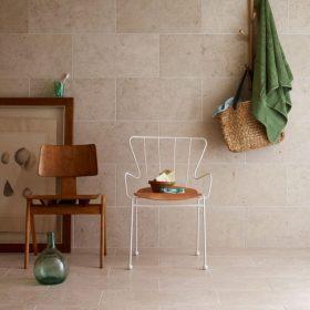Moleanos Beige Honed Limestone