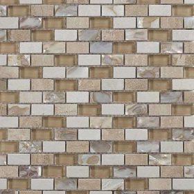 Arena Brick Handmade Mosaic