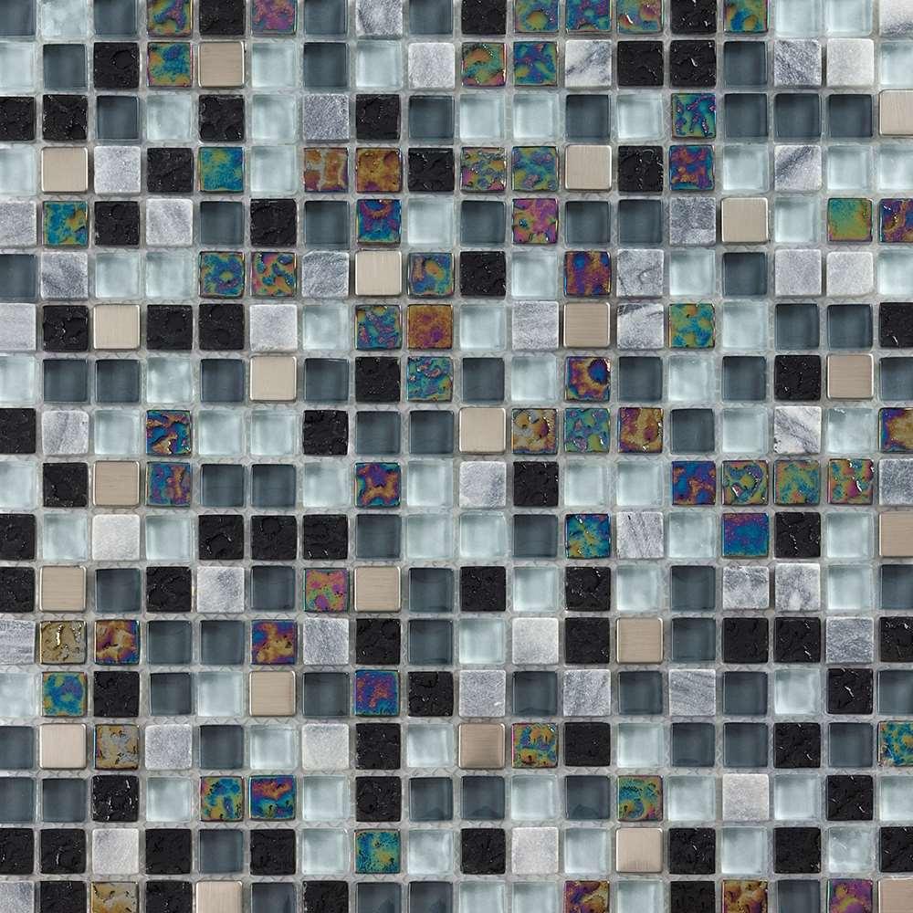 Artemis Glass Handmade Mosaic Foras Stone Mosaic Tiles
