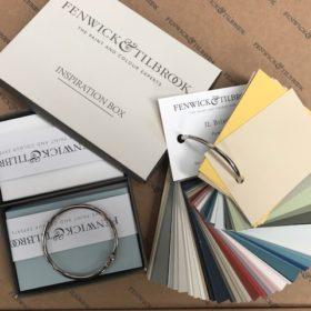 Fenwick and Tilbrook Inspiration Box